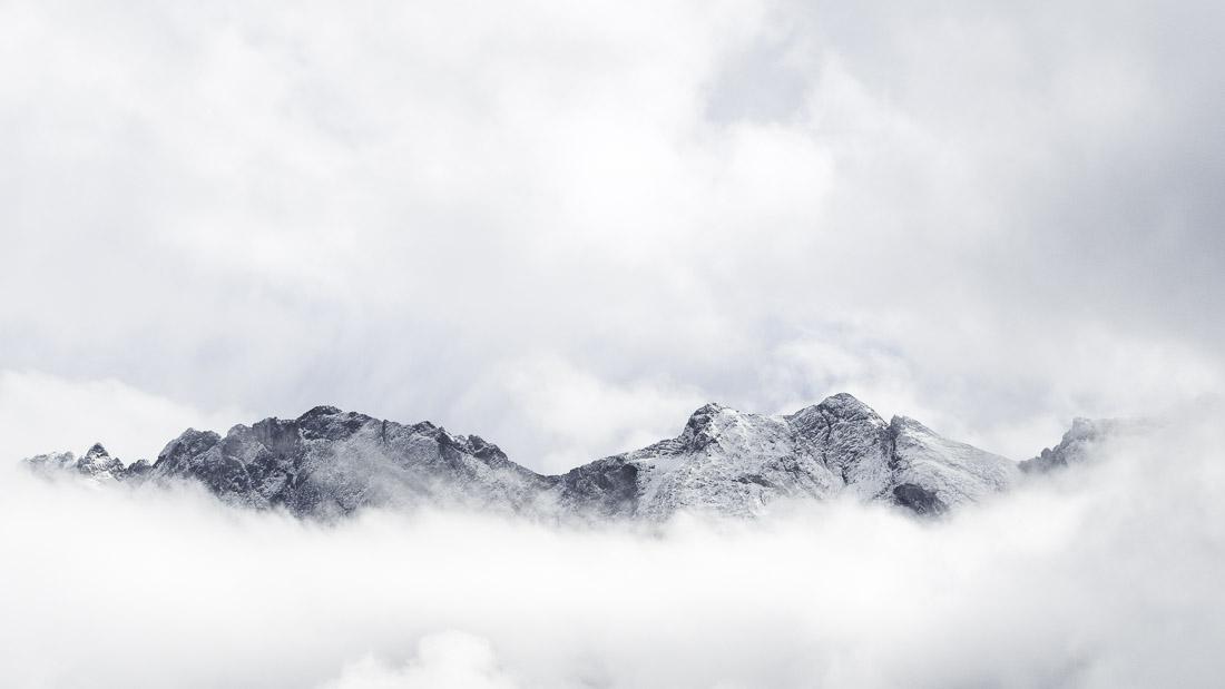 Wettersteingebirge, Garmisch-Partenkirchen