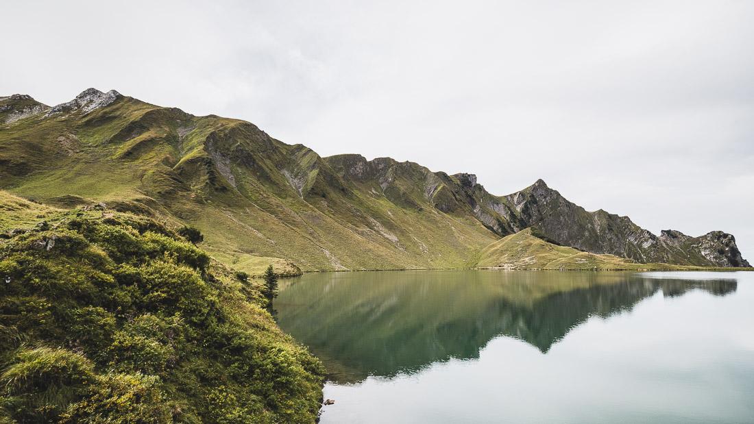 Schrecksee, Allgäuer Alpen