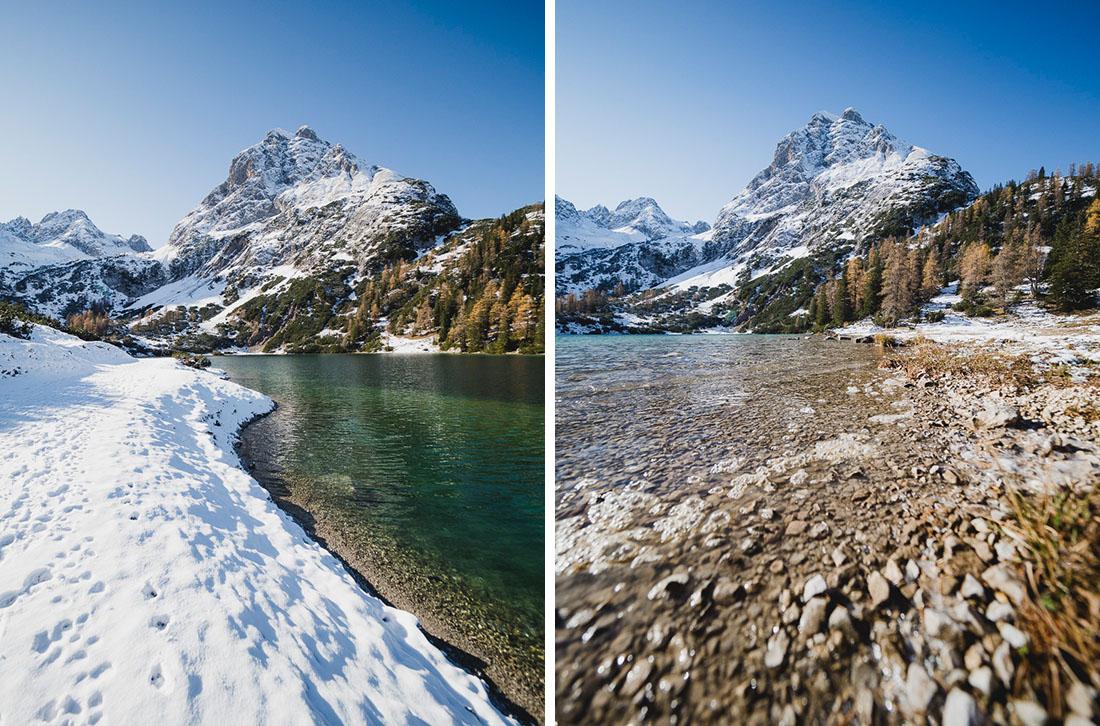 Seebensee, Ehrwald, Tirol