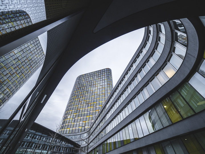 Urbane Architektur München 001