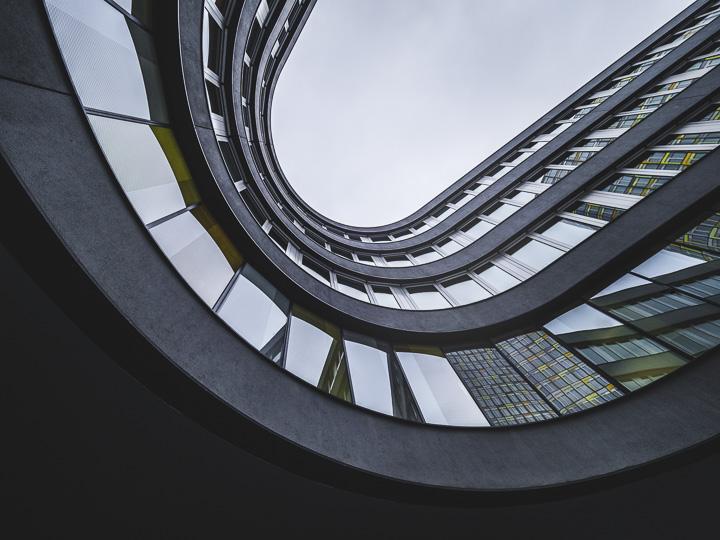 Urbane Architektur München 002