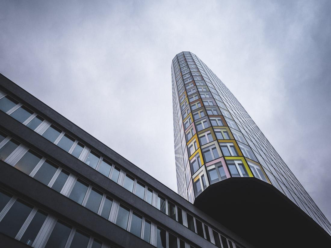 Urbane Architektur München
