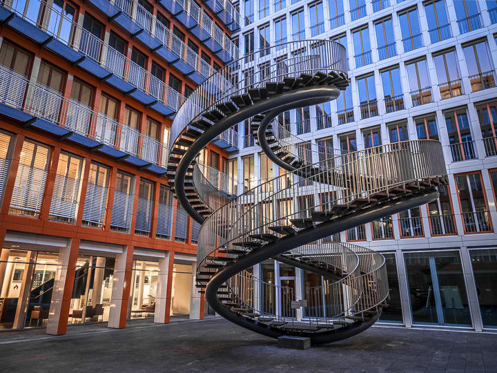 Urbane Architektur München 005