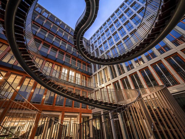 Urbane Architektur München 006