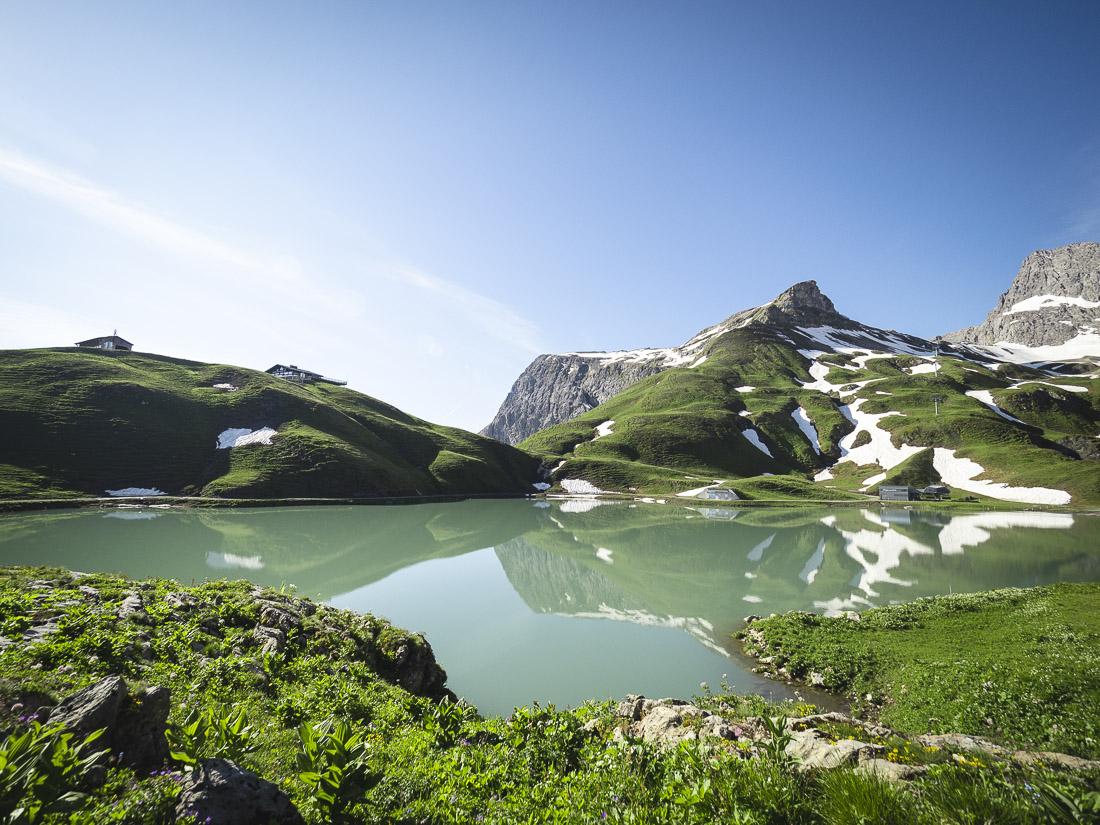 Zürser See, Lech