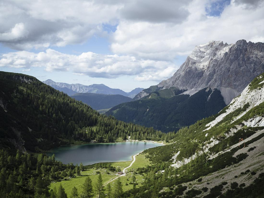 Sebensee, Ehrwald, Tirol