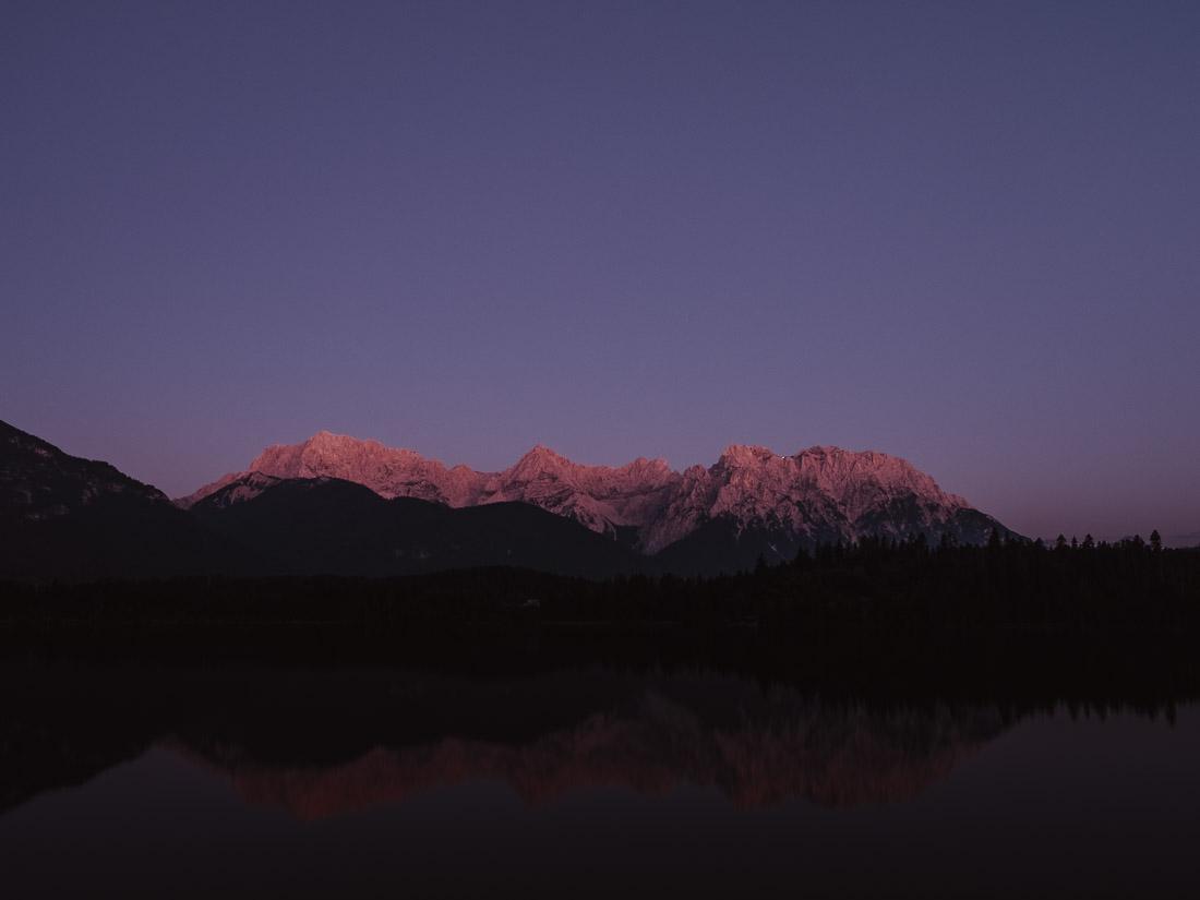 Garmisch, Mittenwald