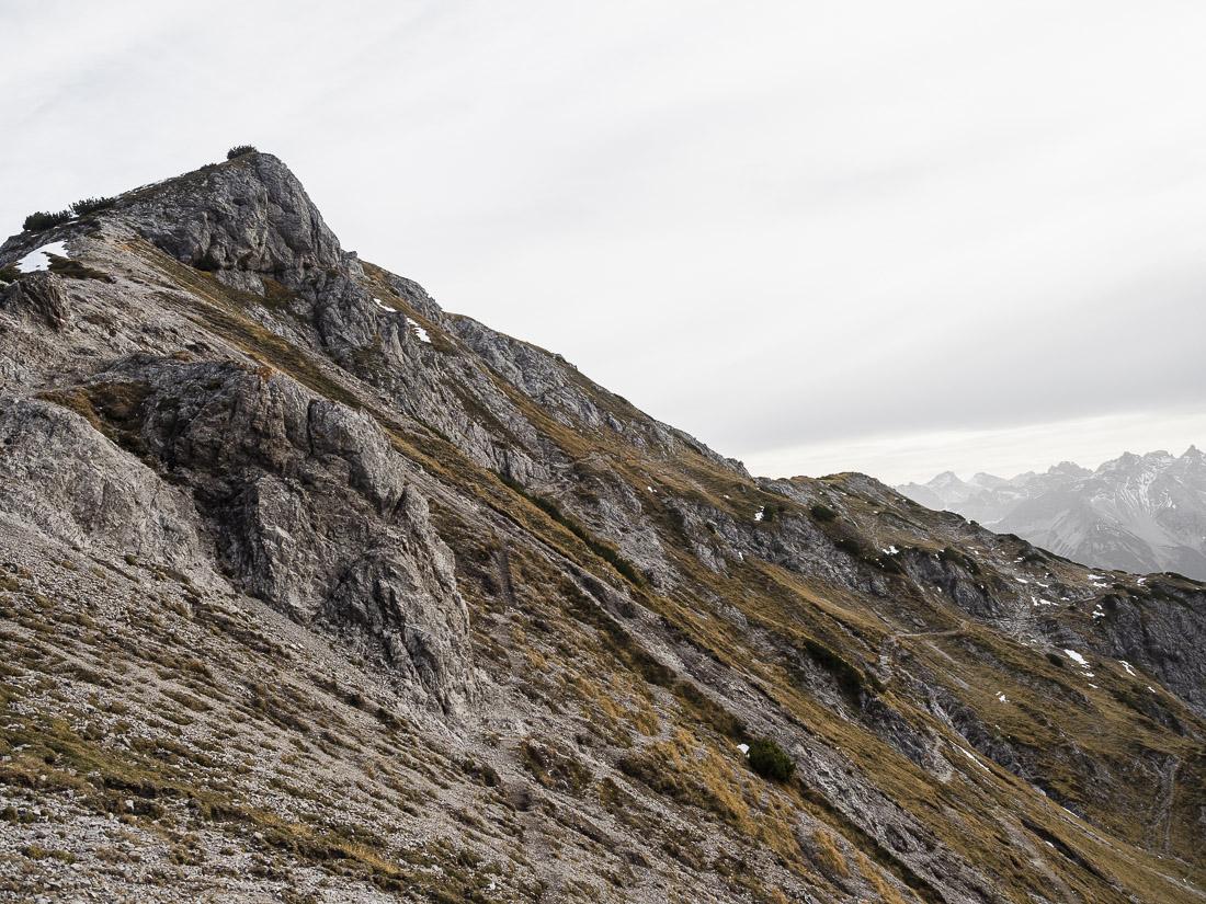 Allgäuer Alpen, Steinkarspitze