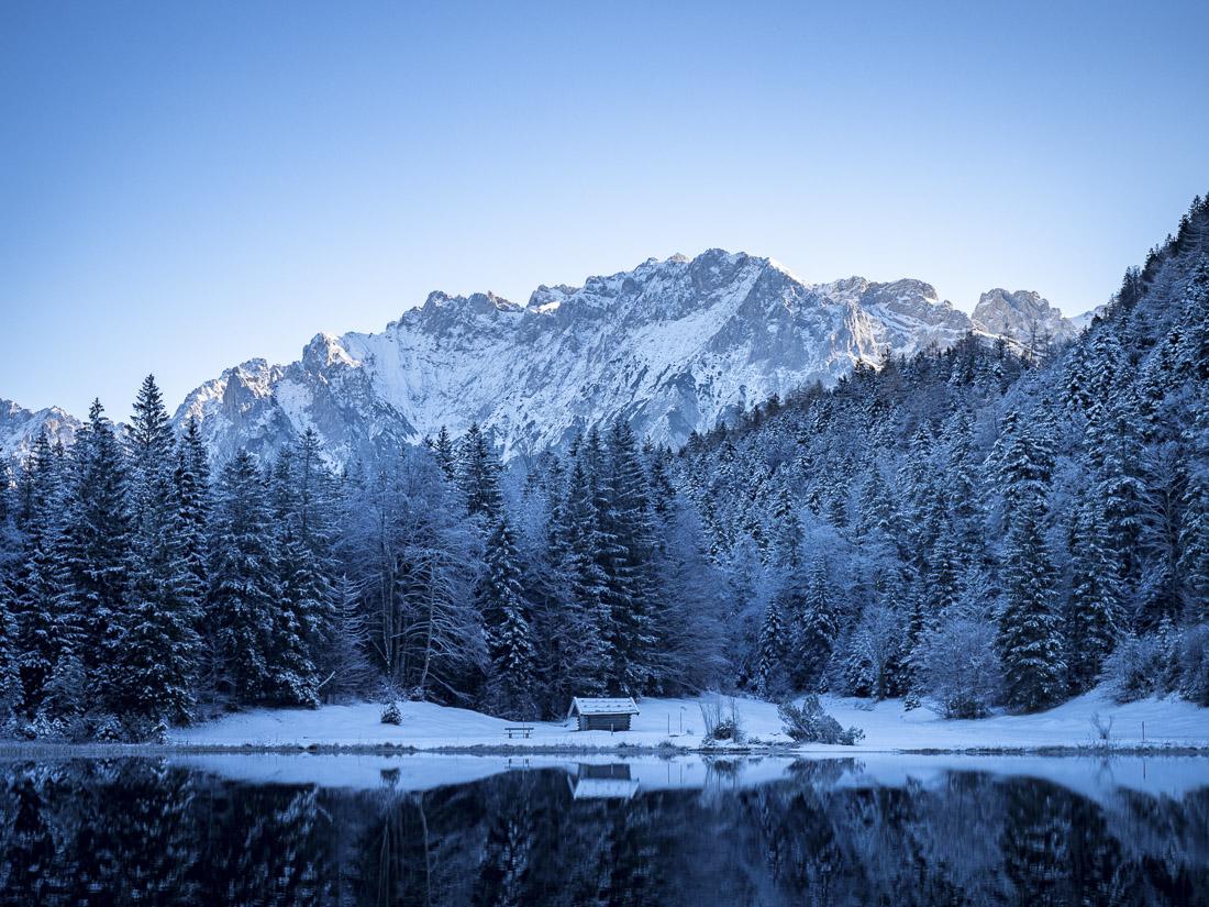 Ferchensee, Mittenwald, Karwendel